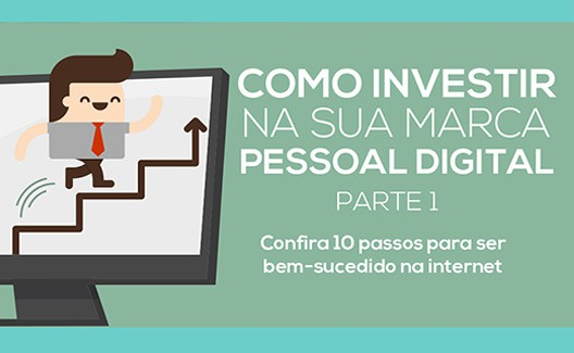 Infográfico: 10 dicas para desenvolver seu marketing pessoal! 1