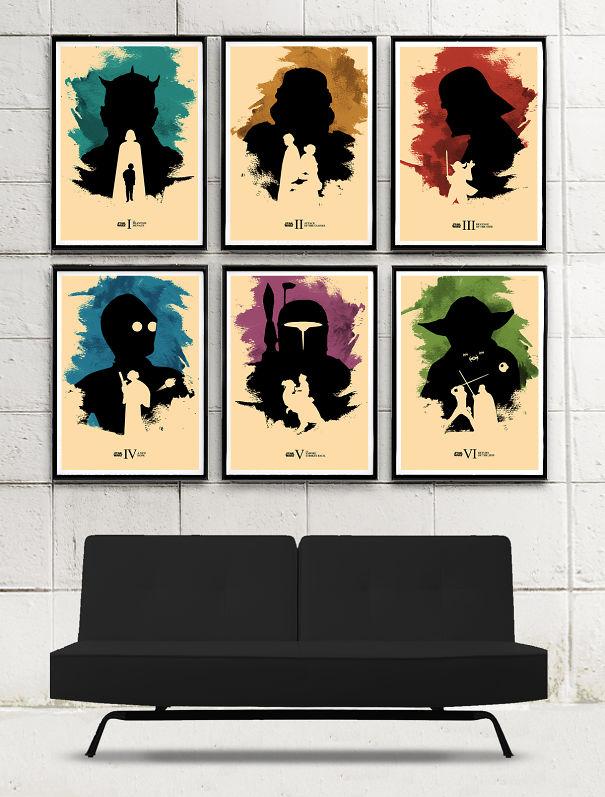 posters-cartazes-apaixonantes-star-wars-minimalistas-1