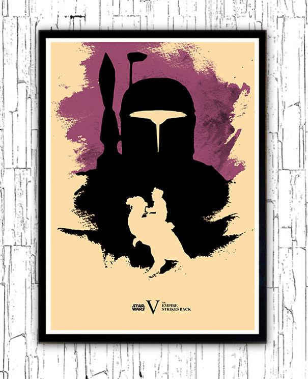 posters-cartazes-apaixonantes-star-wars-minimalistas-5-imperio-contra-ataca