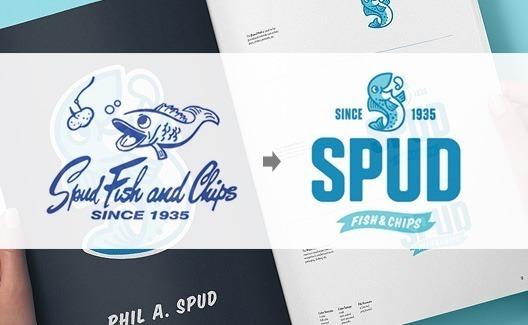 7 Dicas de como fazer um Redesign de Logotipo que realmente funciona! 6a265d1ff4f96