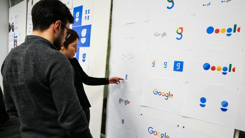 processo criativo e manual do google revelados novo logo 2015 inicial 1 - Processo criativo do logo do Google é revelado