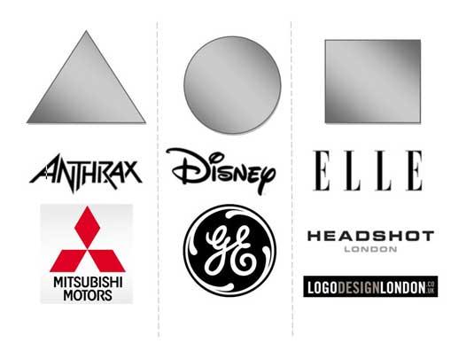 A Psicologia das Formas de Logotipos! 3