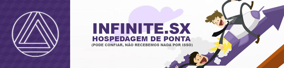 Hospedagem Infinite SX
