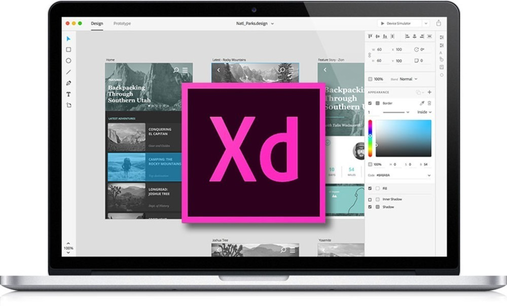 Download Adobe Experience Design CC 2018 - iphanmem.net